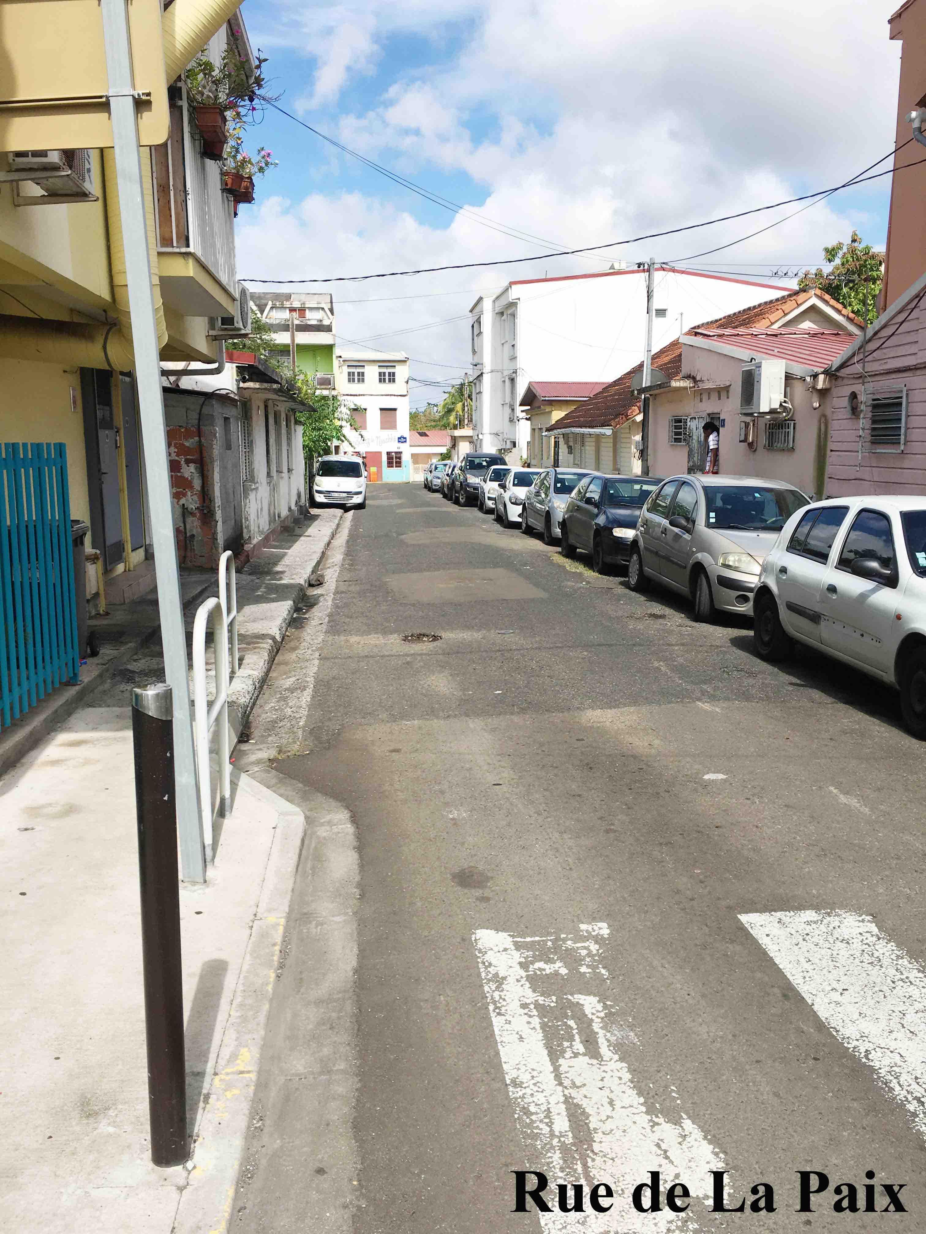 Travaux de mise en accessibilité dans le centre-ville