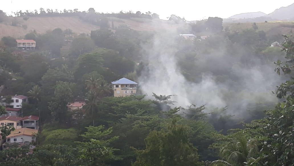 Rappel de l'interdiction de brûler des déchets