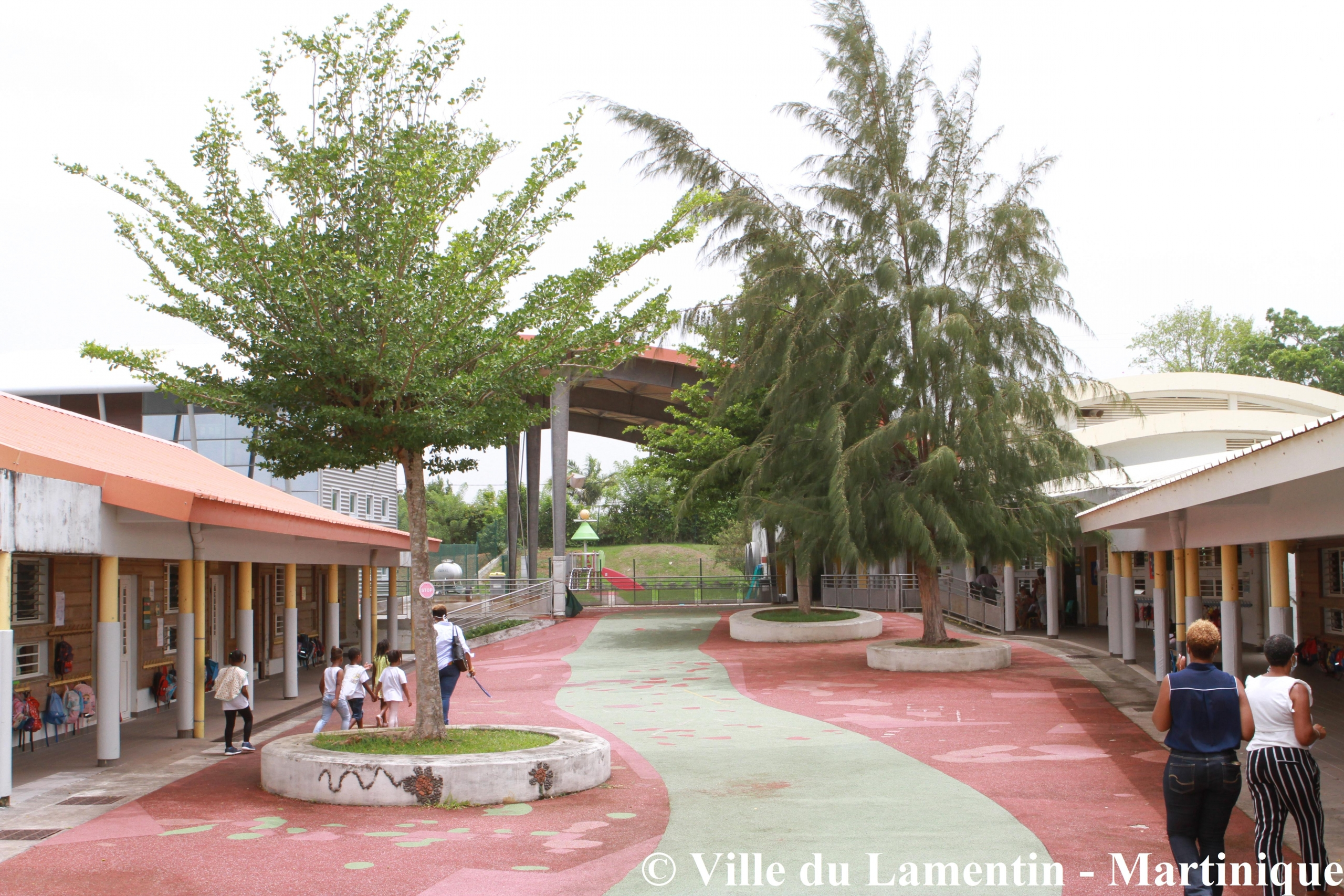 Réouverture des écoles et de la garderie