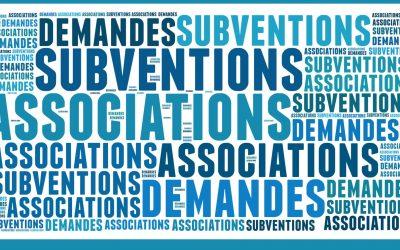 Associations sportives:demandes de subvention